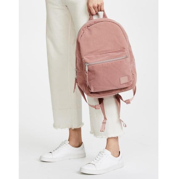 eee36b391ec Herschel Backpack - Ash Velvet